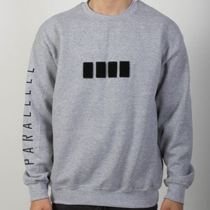LIMITED EDITION Sweatshirt / Men & Women  / Gray