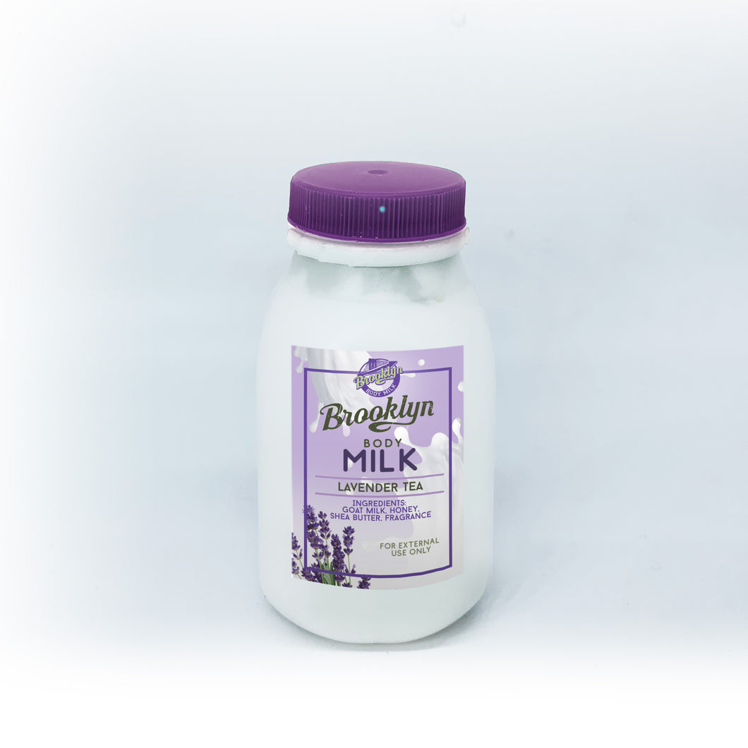 Lavender Tea Milk