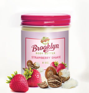 Strawberry Shake Butter