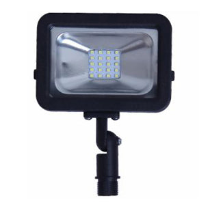 LA101-BZ CSFL-10A LED Flood Light 10W Knuckle series – 3000K/5000K UL&DLC