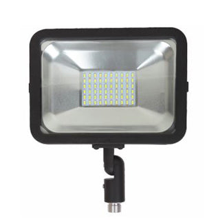 LA105-BZ CSFL-30A-BZ LED Flood Light 30W Knuckle series – 3000K/5000K UL & DLC