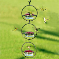 Mosaic Birds Hummble Slim Hummingbird Feeder