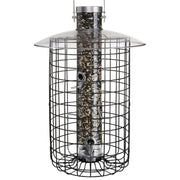 Sunflower Domed Cage Shelter Bird Feeder
