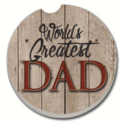 World's Greatest Dad Car Coast - Momma's Home Store