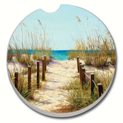 Path to the Ocean Car Coaster - Momma's Home Store