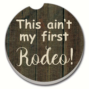My First Rodeo! Car Coaster - Momma's Home Store