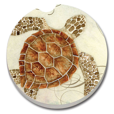 Sea Turtle Car Coaster - Momma's Home Store