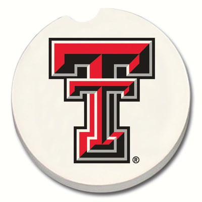Texas Tech Red Raiders Car Coaster - Momma's Home Store