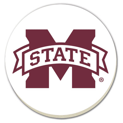 Mississippi State 4 pk Beverage Coaster - Momma's Home Store