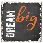 Dream Big Single Tumbled Tile Coaster - Momma's Home Store