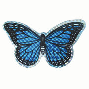 Blue Butterfly Screen Door Magnet
