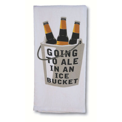 Going to Ale Bar/Kitchen Towel
