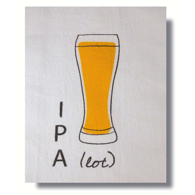 IPA (Lot) Bar/Kitchen Towel