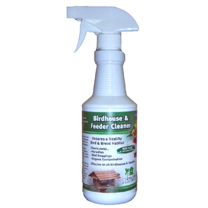 Birdhouse & Feeder Cleaner Spray 16 oz