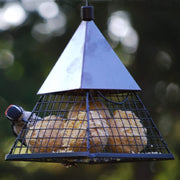 Geo Pyramid Suet Ball Bird Feeder