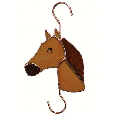 Horse Stained Glass Hanging Hook