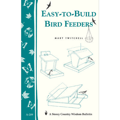 Easy To Build Bird Feeders Wisdom Bulletin