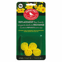 Replacement Yellow Bee Guards 4 pk