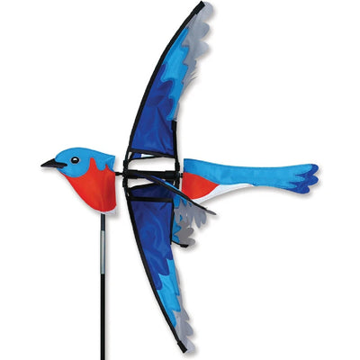 Bluebird Wind Spinner 23 inch