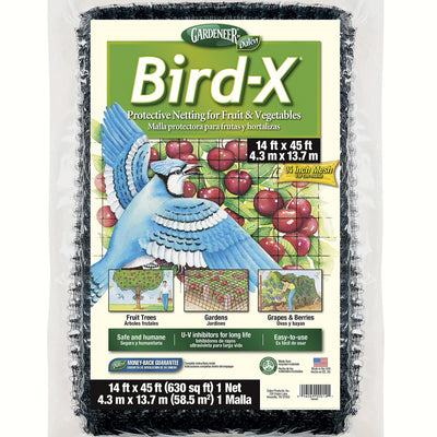 Bird-X Protective Netting 14 ft by 45 ft