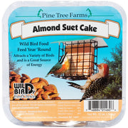 Almond Suet Cake 12 oz - 6 pack