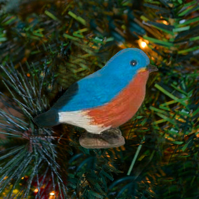 Bluebird Baby Tree Ornament