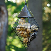 Geo Diamond Suet Ball Bird Feeder