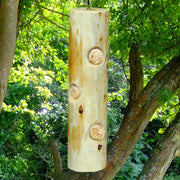Cedar Suet Log Bird Feeder 16 inch