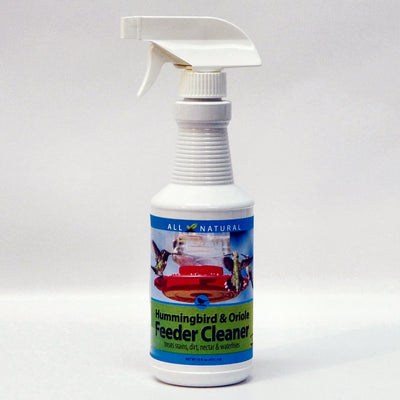 Hummingbird & Oriole Feeder Cleaner 16 oz - Momma's Home Store