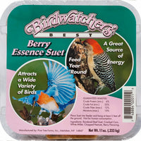 Berry Essence Suet 11 oz - 3 pack