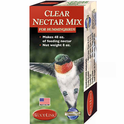 Hummingbird Clear Nectar Mix - 8 oz - Momma's Home Store