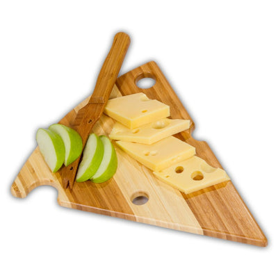 Alpine Bamboo Cheese Board