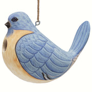 Bluebird Wooden Birdhouse