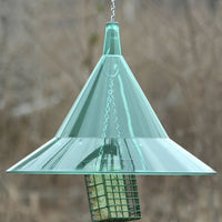 Squirrel Away Hanging Baffle - Green