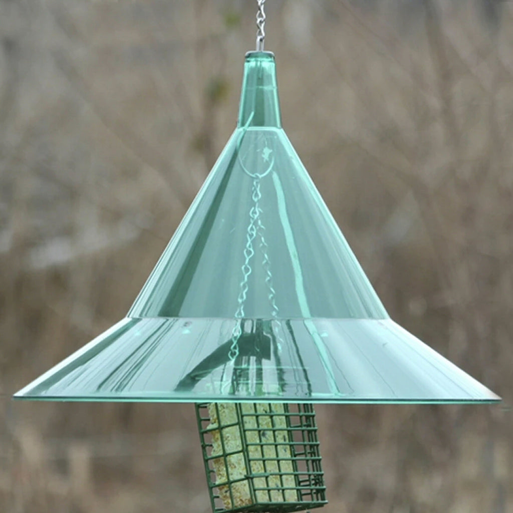 Squirrel Away Hanging Baffle - Green - Momma's Home Store