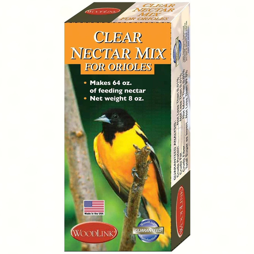 Oriole Clear Nectar Mix 8 oz - Momma's Home Store