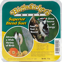 Superior Blend Suet Cake 11 oz - 3 pack