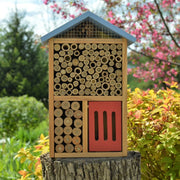 Multi-Chamber Beneficial Insect House
