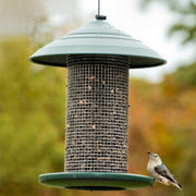 Magnum Steel Sunflower Seed Bird Feeder