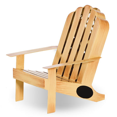 Adirondack Chair Cork Caddy