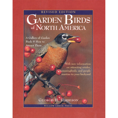Garden Birds of North America