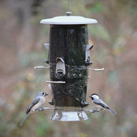 Abundance Tube Bird Feeder