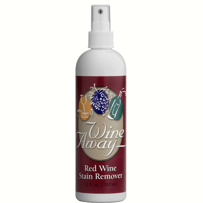 Red Wine Stain Remover Spray Bottle 12 oz