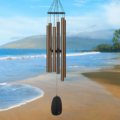 Bells of Paradise Bronze Wind Chime 54
