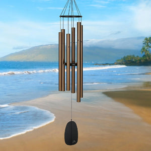 Bells of Paradise Bronze Wind Chime 54""