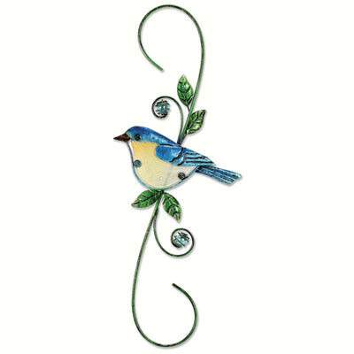 Decorative Bluebird Hanging Hook