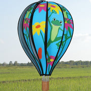 Frogs Hot Air Balloon Spinner 22 inch