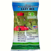 Clear Hummingbird Food Easy Mix 8 oz