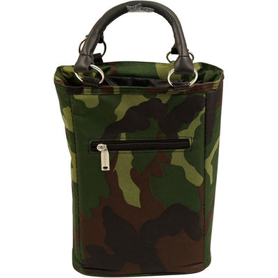 Insulated Six Pack Beer Bag - Camouflage