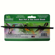 Best Hummingbird Port and Bee Guard Brush